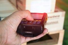 RFID Foto de archivo libre de regalías
