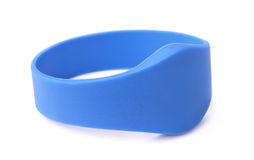 RFID bracelet Stock Photos