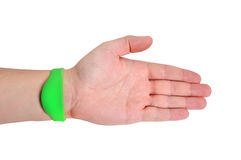 RFID Bracelet Royalty Free Stock Image