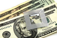 Rfid business Royalty Free Stock Image