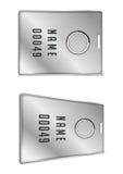 RFID card Stock Photos