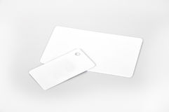 RFID cards Royalty Free Stock Photography
