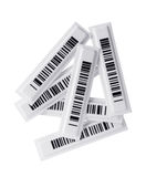 RFID-labels Royalty Free Stock Photos