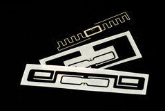 RFID Marken Lizenzfreie Stockbilder