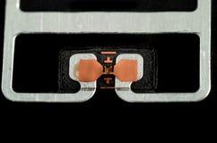 RFID tags Royalty Free Stock Image
