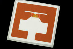 RFID tags Royalty Free Stock Photos