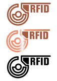 RFID technology Stock Photos