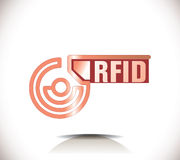 RFID technology Royalty Free Stock Image