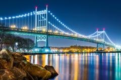 RFK Bridge Royalty Free Stock Photography