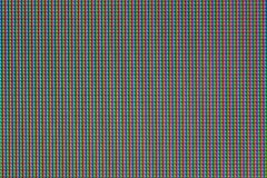 rgb屏幕 免版税库存照片