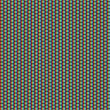 RGB映象点无缝的样式 EPS 10向量 免版税库存照片