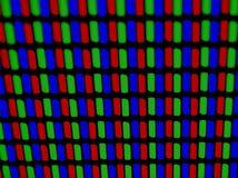 RGB矩阵 免版税库存图片