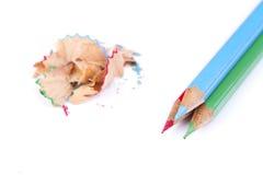 RGB αρχικά χρώματα Στοκ Φωτογραφίες