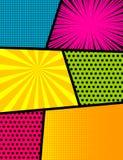 RGB básico Foto de Stock Royalty Free