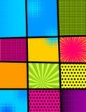 RGB básico Fotos de Stock Royalty Free