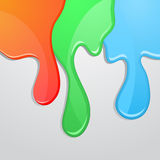 RGB background Stock Image