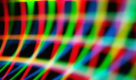 RGB background, spreading of light Royalty Free Stock Images