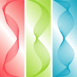 RGB banners. Vector. Royalty Free Stock Image