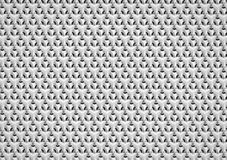 3d geometric white polygons backgrounds royalty free stock images