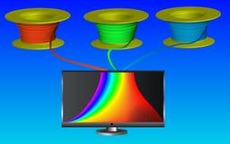 RGB stock photos