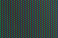 RGB-cores de uma tela análoga Fotos de Stock