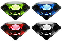 RGB Diamond Stock Photo
