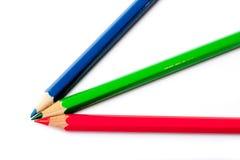 Rgb-Farben Stockbilder