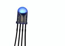 RGB LED 免版税库存图片