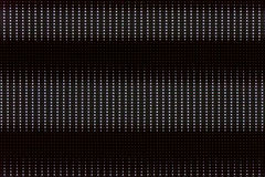RGB LED screen panel texture Stock Images