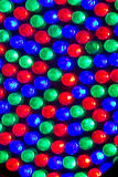 RGB leds Royalty Free Stock Photo