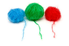 RGB mohair Stock Images