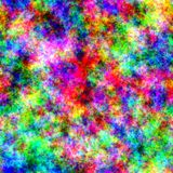 RGB noise seamless pattern Royalty Free Stock Image