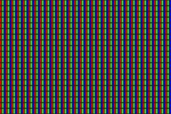 RGB Screen dots seamless pattern. Analog display television. Close Up Texture royalty free illustration