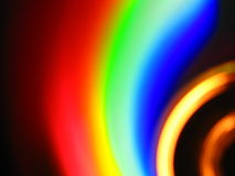 RGB Straling Royalty-vrije Stock Foto