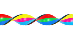 RGB to CMYK  color Royalty Free Stock Photo
