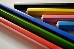 RGB und CMYK Lizenzfreies Stockfoto