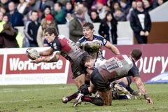 RGL: Rugby League Harlequins Vs Melbourne Storm Stock Image