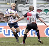 RGL: Rugby League Harlequins Vs Melbourne Storm Royalty Free Stock Images