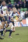 RGL: Rugby League Harlequins Vs Melbourne Storm Royalty Free Stock Photo