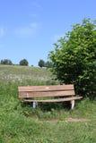 Rhön长凳 图库摄影