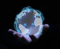 κοινωνικό σας δικτύων χε&rh Στοκ φωτογραφίες με δικαίωμα ελεύθερης χρήσης