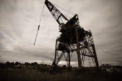 βιομηχανικός παλαιός γε&rh Στοκ Εικόνες