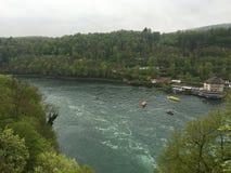 Rhein fotografering för bildbyråer