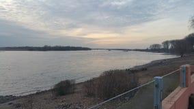 Rhein Стоковая Фотография RF