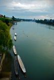 Rhein Lizenzfreie Stockfotos