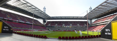 Rhein Energie Stadium, Cologne, Germany Stock Photography