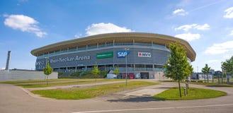 Rhein-Neckar-Arena, Sinsheim Lizenzfreies Stockfoto