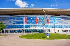 Rhein-Neckar Arena, Sinsheim stock images