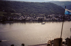 Rhein River, Germany Royalty Free Stock Image