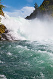 Rhein-Wasserfall Lizenzfreies Stockbild